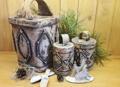 Подарочные наборы на Новый год от 2000 рублей.
